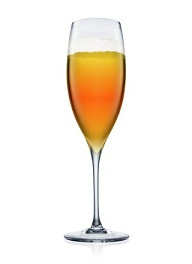 absolut bellini cocktail