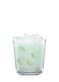 absolut caipiroska cocktail
