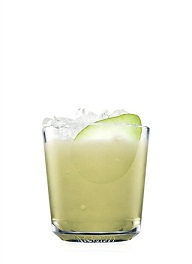 absolut pear crush cocktail