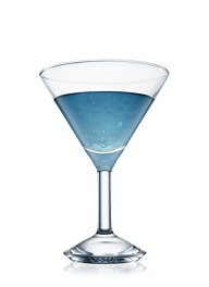 blue bird cocktail