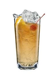 brandy collins cocktail