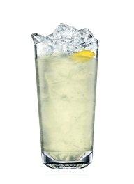 absolut apeach fizz cocktail