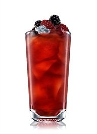 absolut berry ball cocktail