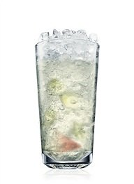 absolut melon cup cocktail