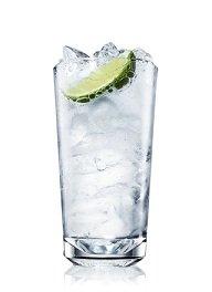 vodka tonic cocktail